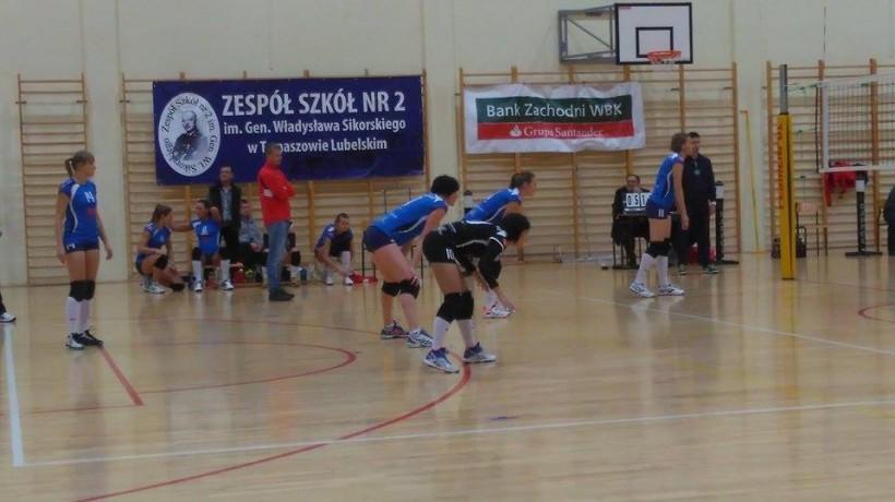 Mecz w Tomaszowie