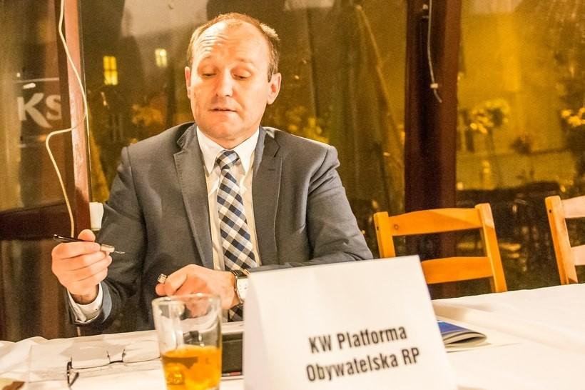 Marek Sowa jest posłem PO z naszego okręgu wyborczego