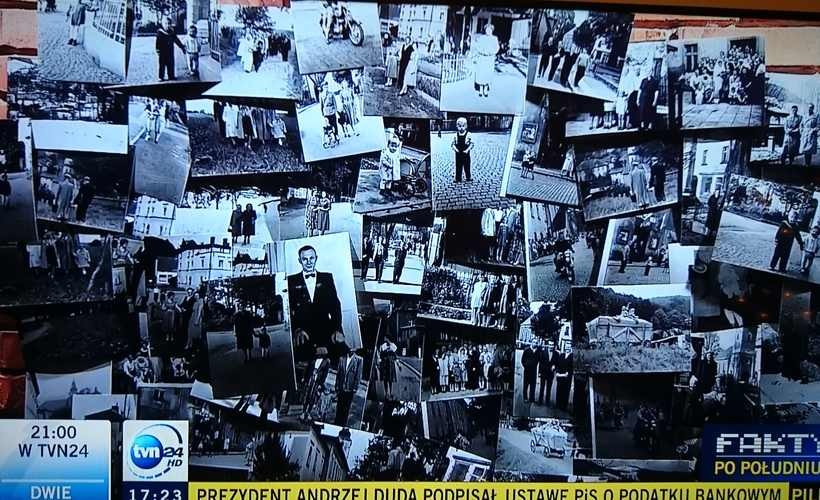 Tysiące fotografi z Walimia i miast całej Polski przeleżało dziesiątki lat w pudłach na strychu
