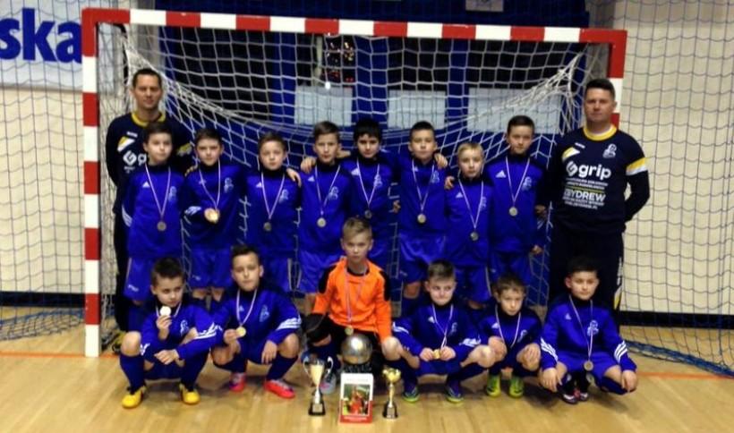 Karol Wadowice U-11 wygrał turniej organizowany przez Wisłę Kraków