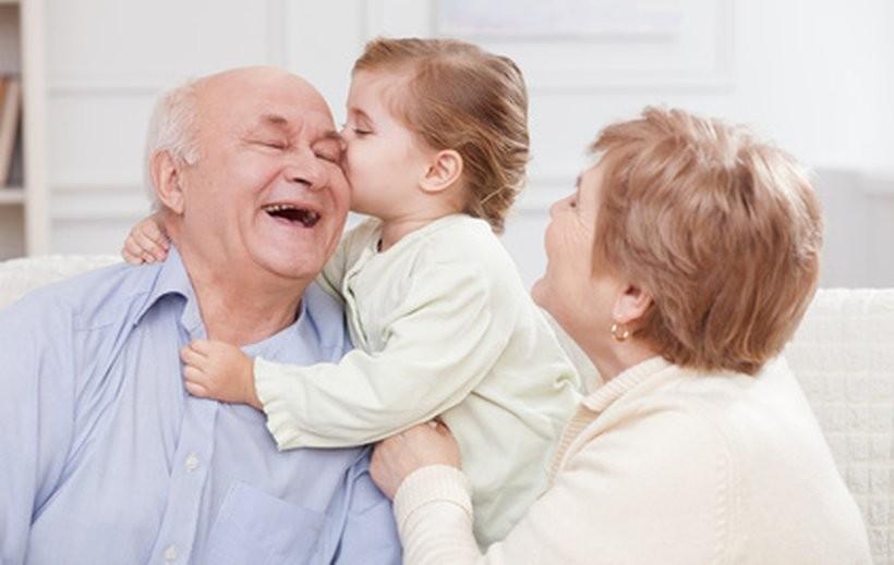 """Dzieci wiedzą lepiej. """"Dziadkowie są do kochania"""""""