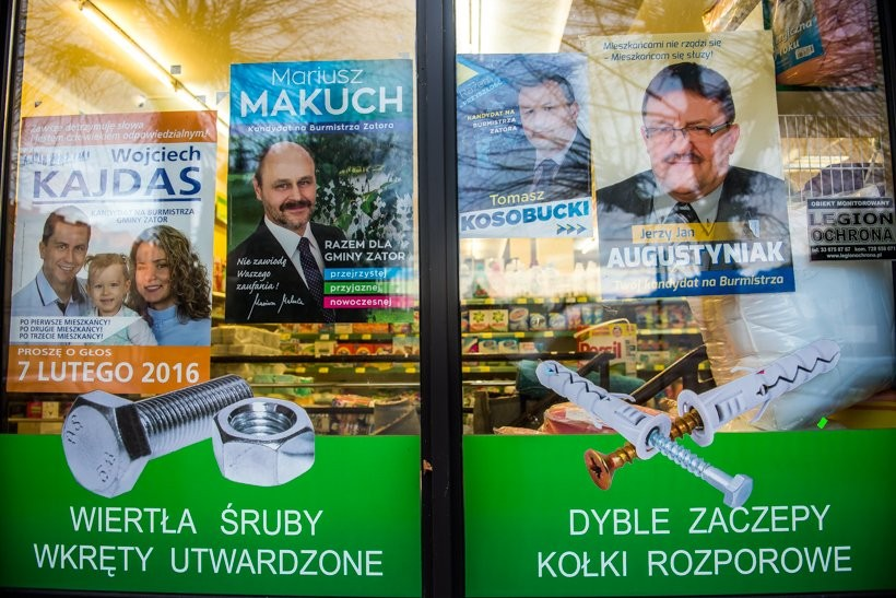 W niedzielę w Zatorze wybierają burmistrza. Jest pięciu kandydatów i każdy ma szansę