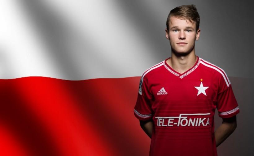 Konrad Handzlik został bohaterem reprezentacji Polski do lat 19