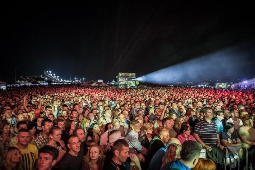 Aż osiem muzycznych festiwali! Energylandia podnosi poprzeczkę