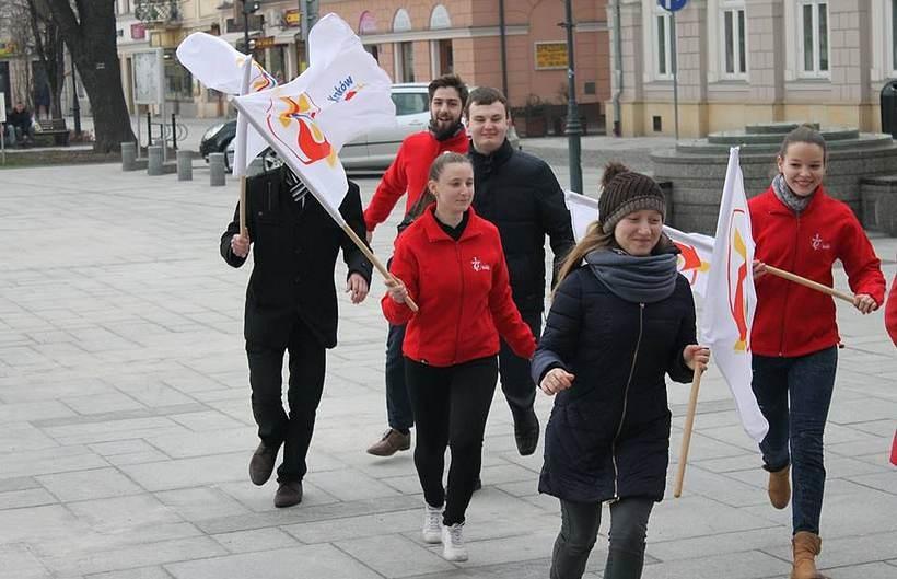 Mobilizacja wolontariuszy przed ŚDM. Wadowiczanie nadal szukają kwater dla pielgrzymów