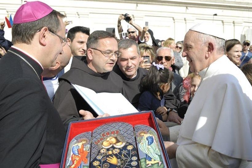 W zeszłym roku zakonnicy z Kalwarii osobiście zaprosili papieża Franciszka do siebie. Na razie na trasie wizyty Ojca Świętego nie ma Kalwarii