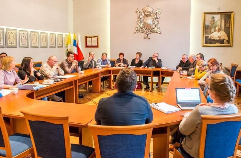 W Urzędzie Miasta obradowały połączone komisje Rady Miejskiej