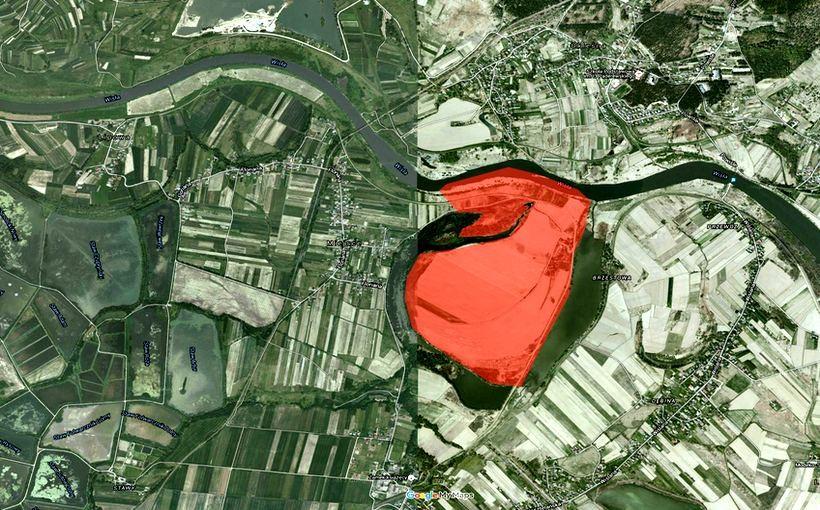 Wiśnicz - sporna ziemia pomiędzy Alwernią, a Spytkowicami