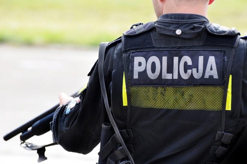 Terrorysta w pociągu do Wadowic? Pies nie znalazł ładunku wybuchowego