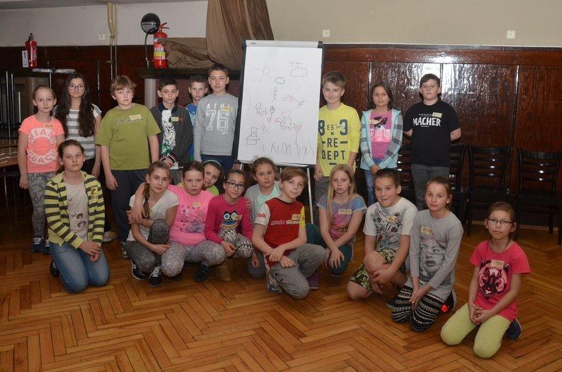 """""""Wspólny skok w kulturę"""" w WCK. Nowy pomysł dla dzieci na świetną zabawę i naukę"""