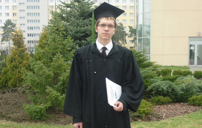 Jakub na podium ogólnopolskiej olimpiady. Wygrał indeks, może przebierać w szkołach!