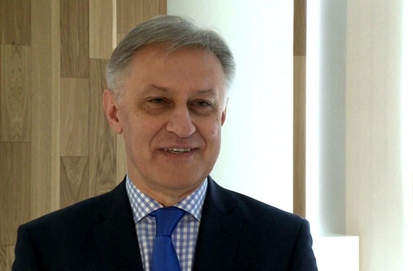 Roman Durka, wiceprezes zarządu Sygnity