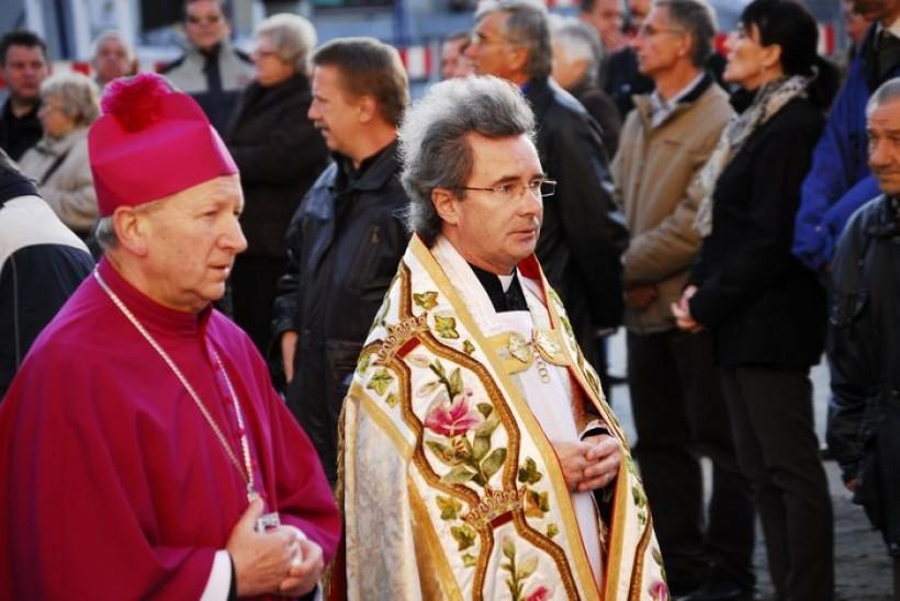 Ksiądz Stanisław Jaśkowiec uzyskał tytuł prałata honorowego