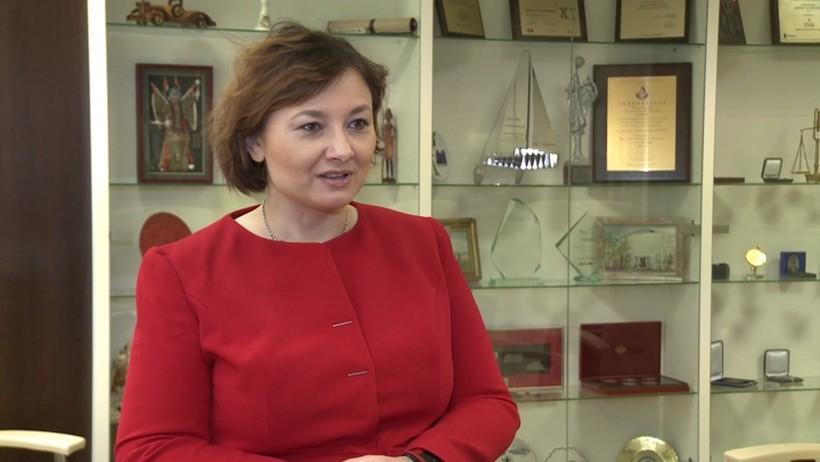 Jolanta Tkaczyk z Akademii Leona Koźmińskiego w Warszawie