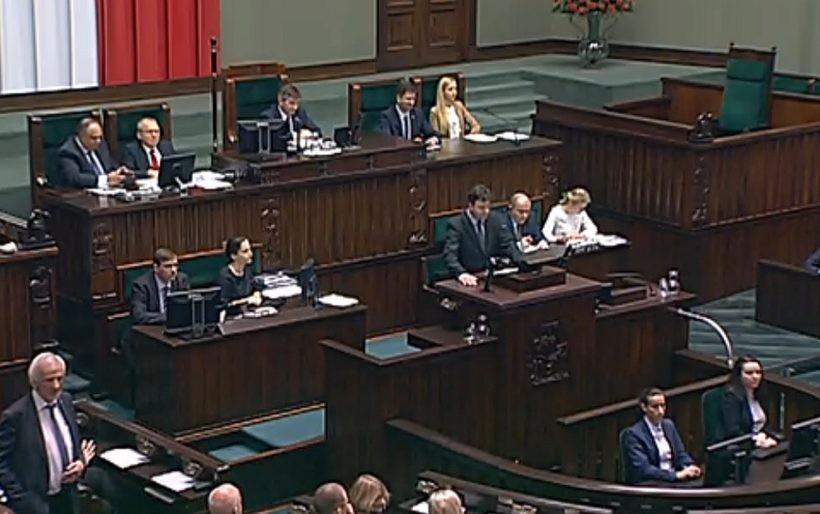 Obrady 18. posiedzenia Sejmu Rzeczypospolitej Polskiej