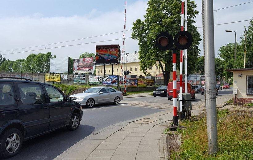 Przejazd kolejowy do remontu. W Wadowicach będą jeszcze większe korki