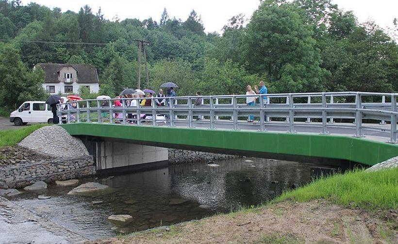 Most - kolejna inwestycja w Rzykach