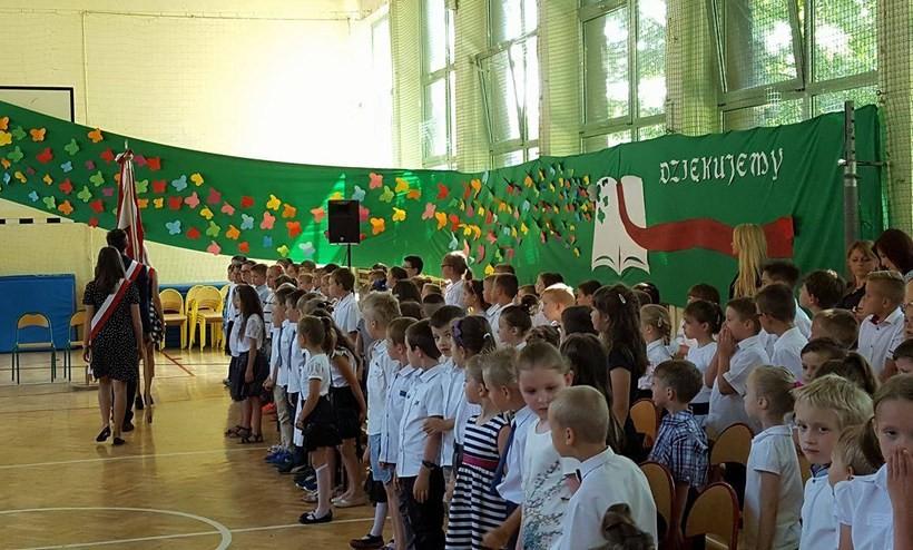 Koniec roku szkolnego w Zespole Szkół Publiczych nr 2 w Wadowicach