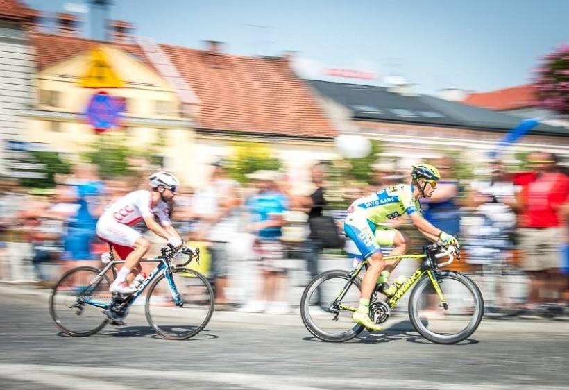 Tour de Pologne, czyli ... utrudnienia w ruchu. Gdzie i o której?