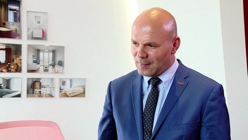 Bohdan Szułczyński, wiceprezes zarządu firmy Profbud