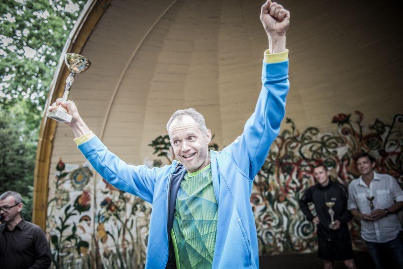 W finale kategorii open wśród panów zwyciężył Paweł Zydek
