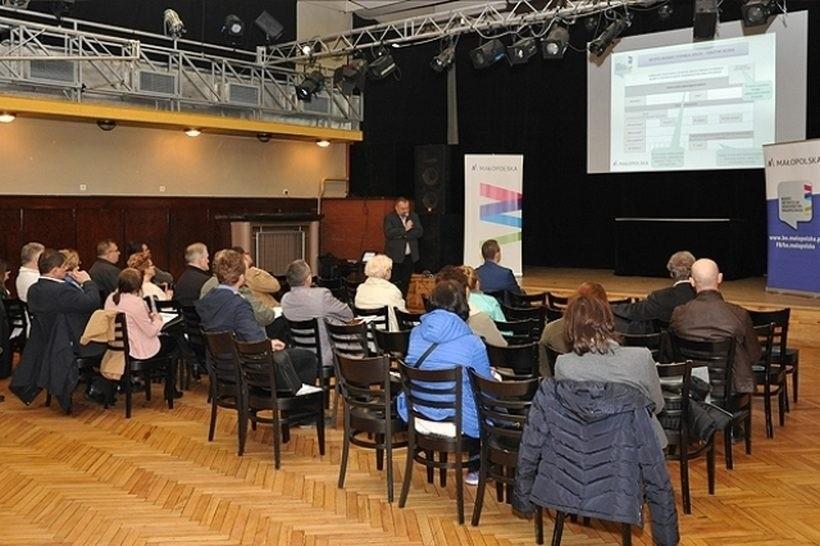 Debata o budżecie obywatelskim w Wadowickim Centrum Kultury