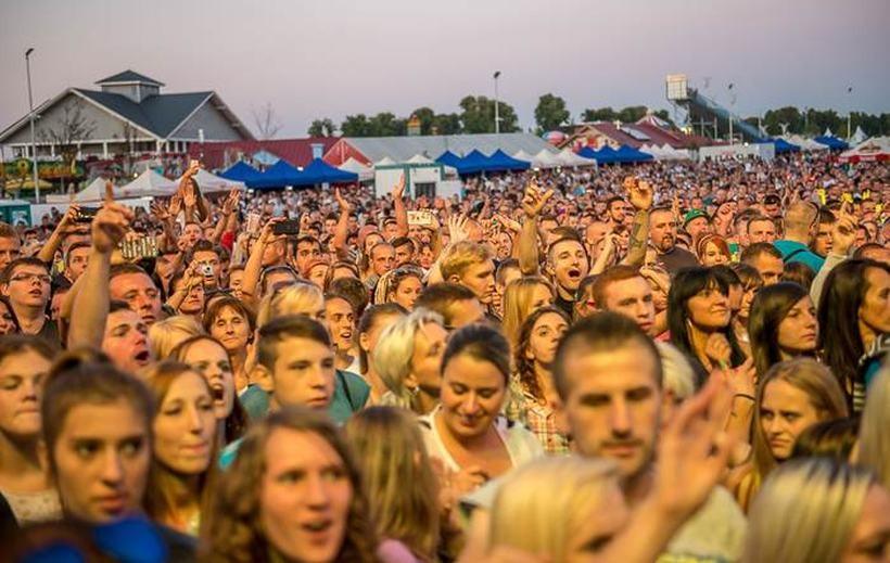 W zeszłym roku tysiące ludzi przybyło na jedną z największych imprez disco polo w Polsce