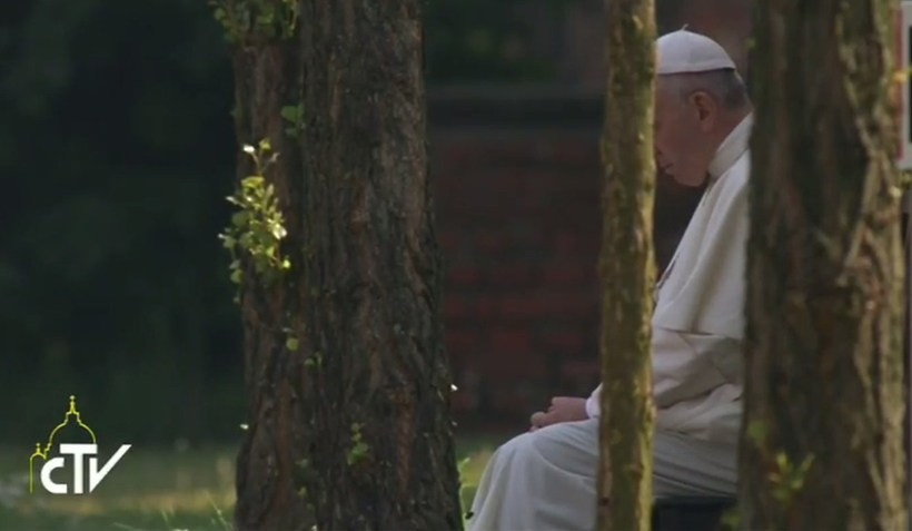 Gdy papież Franciszek modlił się w Auschwitz... Wadowice i Kalwaria czekały