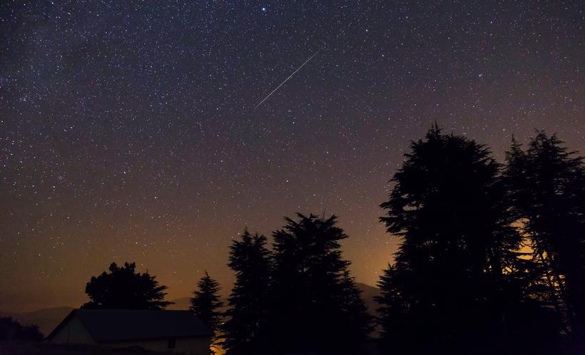 Gwiazdy spadają z nieba, gdzie najlepiej je oglądać?