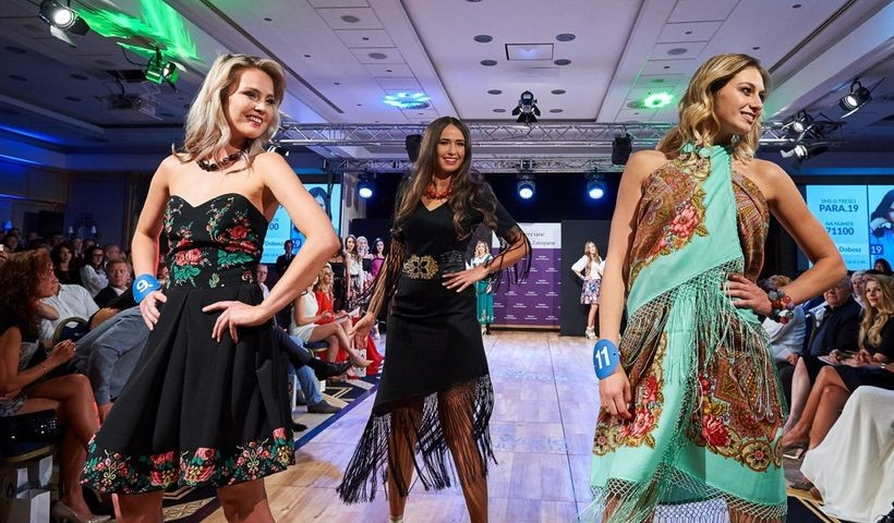 Wybory Miss World Poland - modowe wydarzenie sezonu. Nie zabrakło wadowickich akcentów