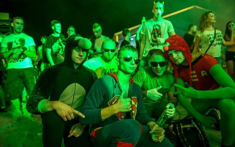 Kings of Hardstyle - mega pozytywna impreza