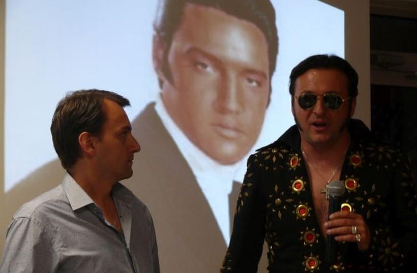 """Elvis w bibliotece. """"Człowiek, którego nigdy nie zapomnisz"""""""
