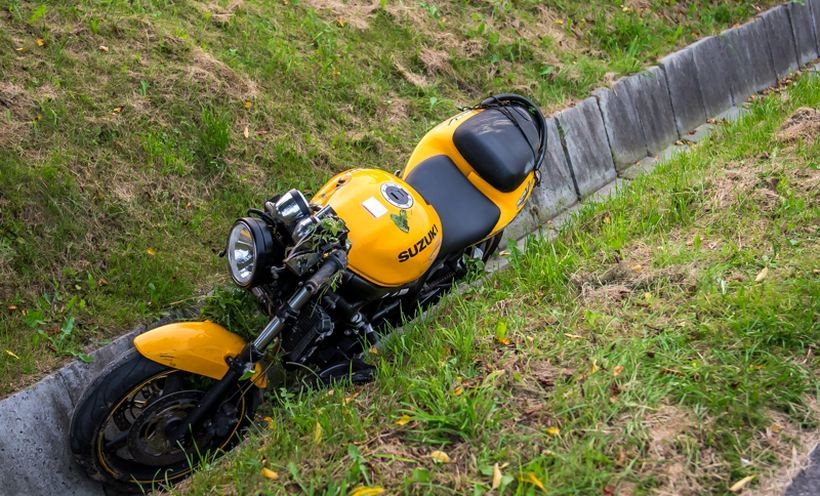 """Tragedia w Witanowicach, 29-latek rozbił się motocyklem. """"To był złoty chłopak"""""""