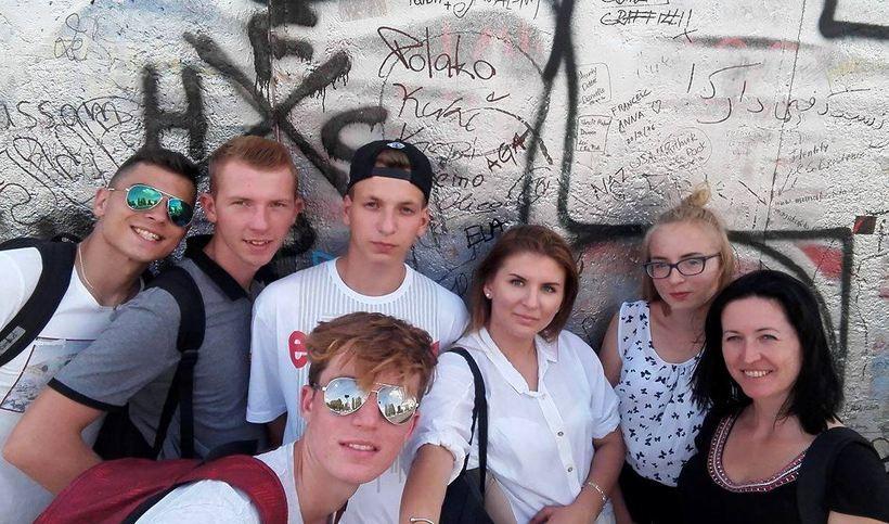 Niemcy ściągają uczniów wadowickiej budowlanki do pracy