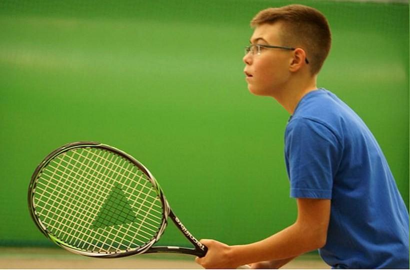 Nowy talent polskiego tenisa pochodzi z Roczyn. Igor powołany do kadry narodowej