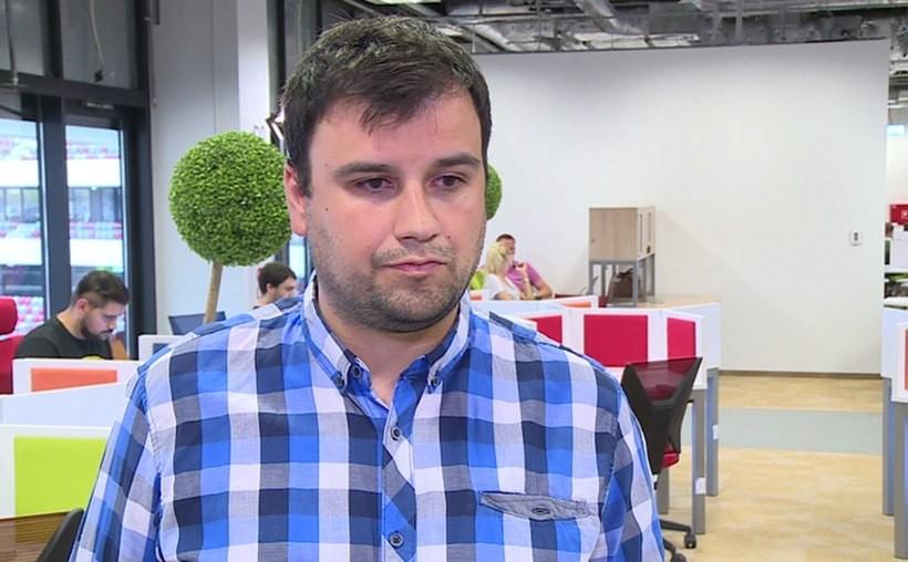 Leszek Wolany, dyrektor ds. marketingu Coders Lab