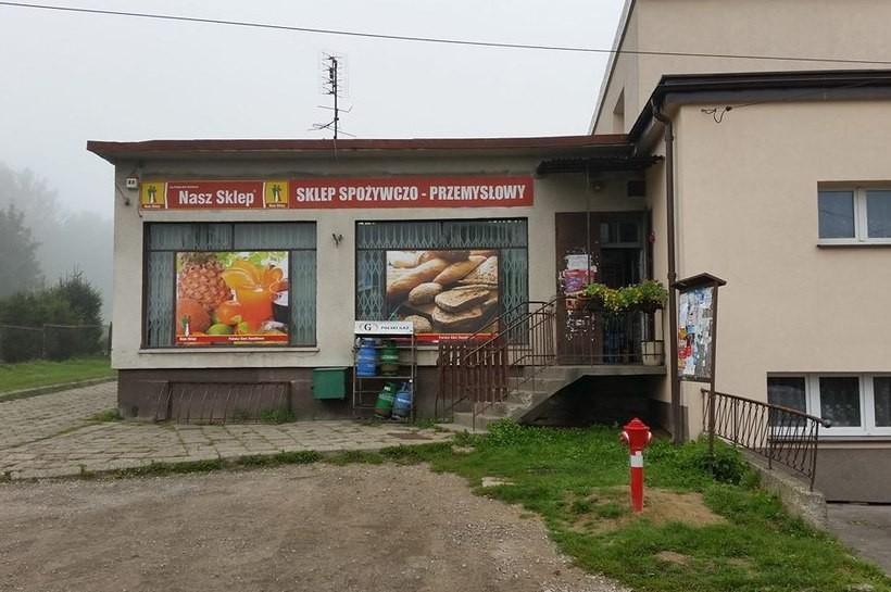 Sklep w Sosnowicach