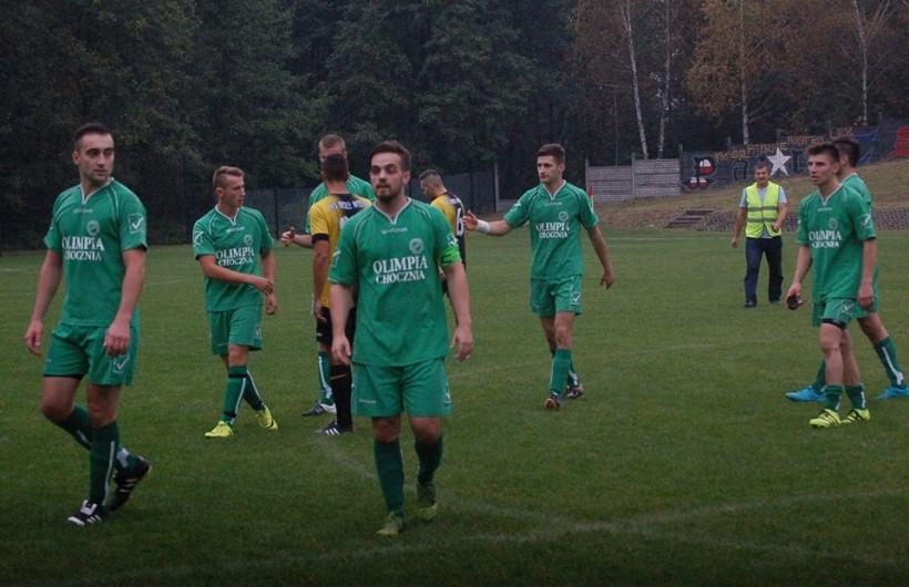 Po dwóch zwycięstwach z rzędu Olimpia przegrała 1:4 w Spytkowicach