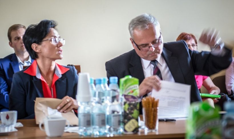 Jacek Jończyk nie będzie przeszkadzał w przekazaniu 750 tysięcy złotych przez gminę Wadowice na rzecz szpitala
