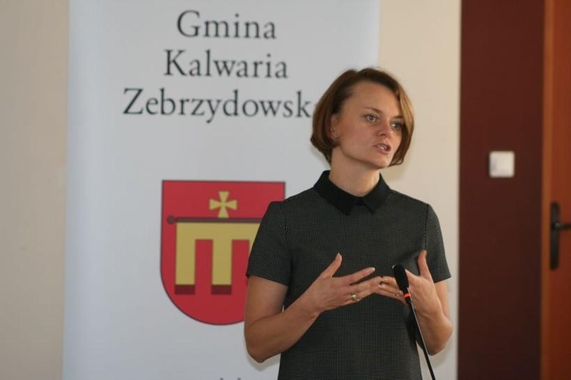 Wiceminister rozwoju Jadwiga Emilewicz