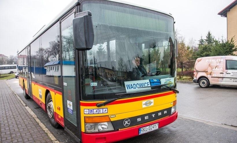 Ile osób w Wadowicach korzysta z darmowego busa? Urzędnicy ratusza policzyli dla nas pasażerów