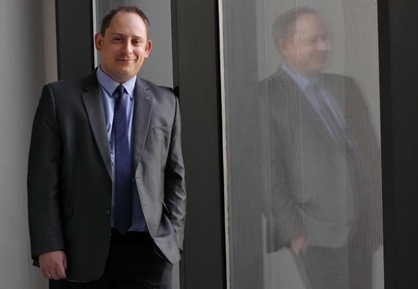 Burmistrz Kęt Krzysztof Klęczar