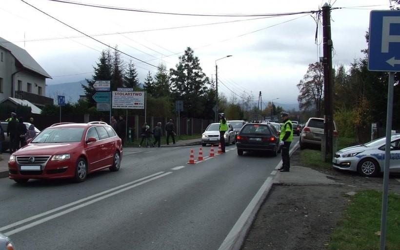 Kilkadziesiąt kolizji i... niewielu pijanych kierowców. Policja podsumowała Akcję Znicz