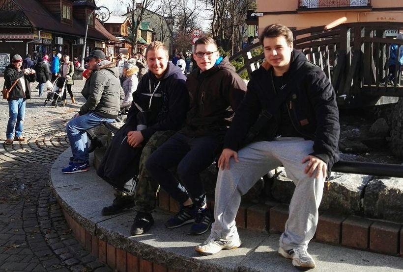 Adran, Norbert i Dawid wicemistrzami olimpiady turystycznej