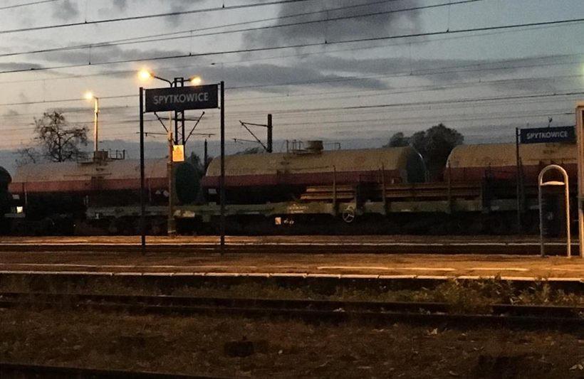 Na linii kolejowej nr 103 szykuje się remont. To wszystko przez cysternę z fosforem