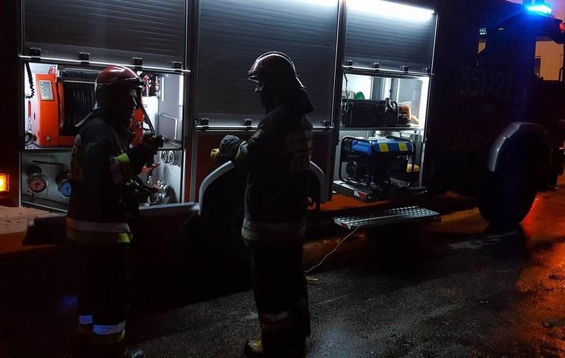 Dwa pożary, dzień po dniu, w tym samym miejscu. Służby badają sprawę