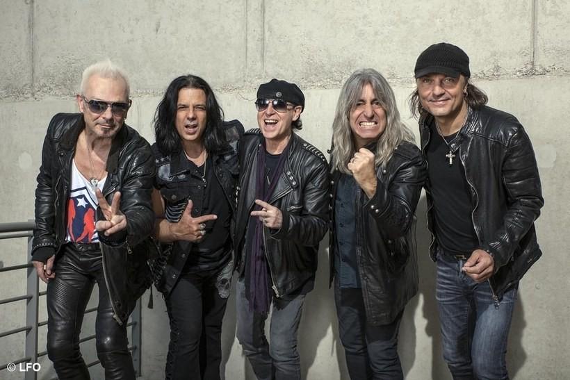 Legendarna grupa Scorpions w 2017 roku zagra w Oświęcimiu. Wybierzecie się?