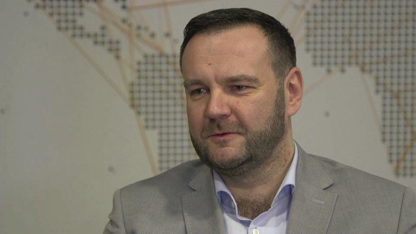 Dr Daniel Puciato, wykładowca Wyższej Szkoły Bankowej we Wrocławiu