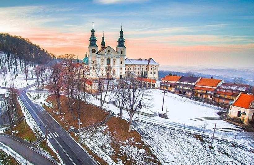 Kalwaria Zebrzydowska była jednym z najczęściej odwiedzanych w 2016 roku miast Małoplski