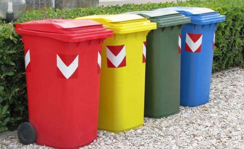 Kolorowa reforma śmieciowa. Od lipca dla wszystkich obowiązkowo cztery kubły na odpady